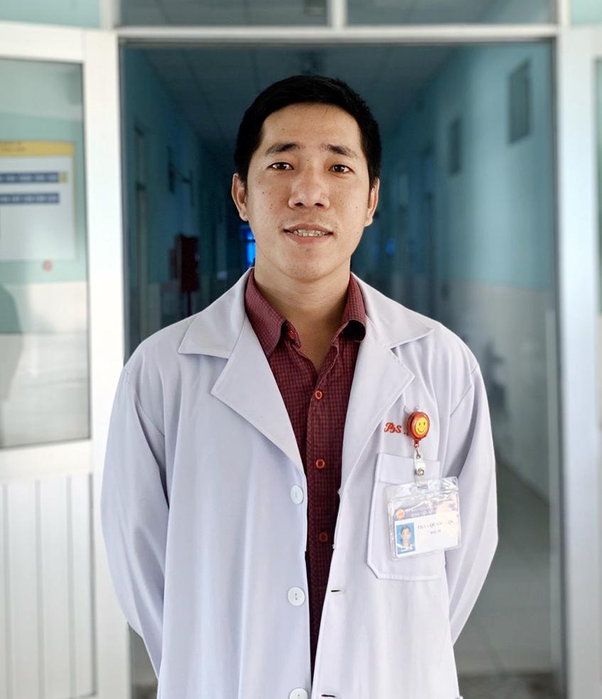 Bác sĩ Trần Quang Lợi