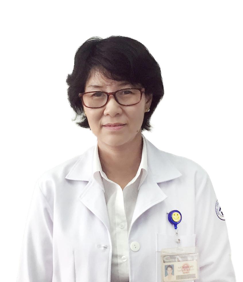 Bác sĩ Ngô Thị Ngọc Diệp