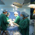 Bệnh viện huyện Củ Chi lần thứ hai thực hiện thành công ca mổ thay khớp gối