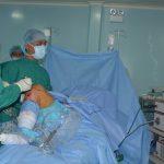 Thực hiện thành công ca phẫu thuật tái tạo dây chằng chéo trước khớp gối
