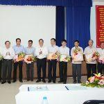 Lễ tổng kết một năm triển khai khoa vệ tinh, phòng khám vệ tinh tại Bệnh viện huyện Củ Chi (5/2016-4/2017)