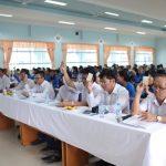 Đại hội Công đoàn Bệnh viện huyện Củ Chi nhiệm kỳ 2017-2022