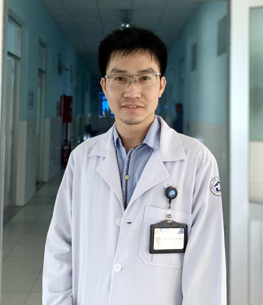 Bác sĩ Phan Ngọc Cảnh