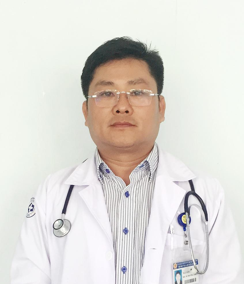 Bác sĩ Nguyễn Văn Tính